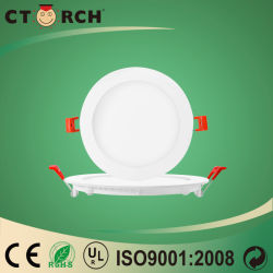 High Quality Ctorch LED 15W Round Panel Light with Ce Certificate