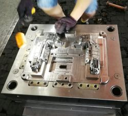 Plastic Injection Mold Mould Tooling Plastic Parts Molding Moulding