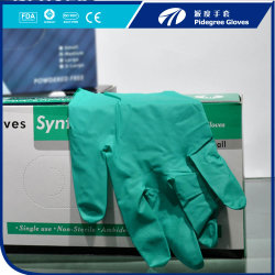 Dental Disposable Nitrile Gloves Powder Free Bulk Package Color Blue, Light Blue, Purple, Light Purple, Green, Pink, White, Black Available