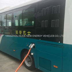 Good Condition High Speed Electric Bus Car for Sale