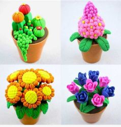 48 Color Plasticine Soft Clay Super Light Clay Modeling Clay Play Dough Plasticene Kids Toys Educational Intellectual