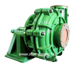 6 Inches Mining Abrasive Resistant Cetrifugal Slurry Pump