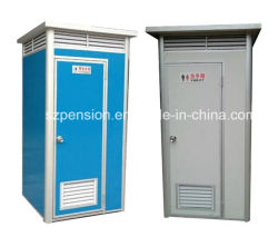 New-Type Mobile Prefabricated/Prefab Public Toilet