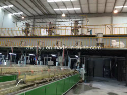 Automatic Feeding System for PVC Sheet Extruder