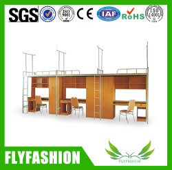 School Dormitory Double Steel Bed for Wholesale Sf-12