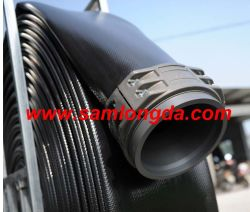 High Pressure TPU Layflat Hose for Oil Industry