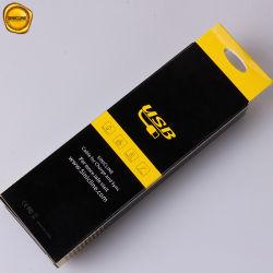 Sinicline Sports Black Luxury Earphone Box for Electronic Packaging