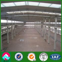 Structural Steel Workshop with PE Lighting Panel (XGZ-SSW 476)