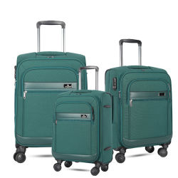 New Design Nylon Trolley Case Travel Carry on Luggage with China Factory