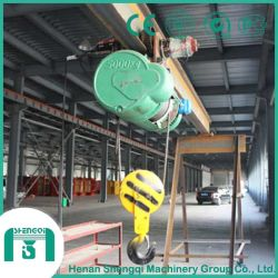 5 Ton Electric Wire Rope Hoist Price Very Competitive