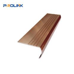 Non Skid Aluminum Ceramic Tile Stair Nosing Strip