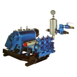 Fast Suction-Discharge Speed Low Construction Cost Bw250 Mud Pump