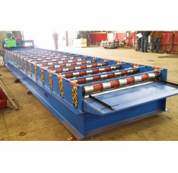 Hebei Xinnuo 1000 Corrugate Panel Roll Forming Machine