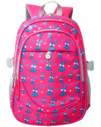 Five Colors Fashion Backpack Girls Schoolbag Sports Bag