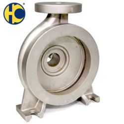 Slurry Pump Part of Alloy Steel by Sand Casting