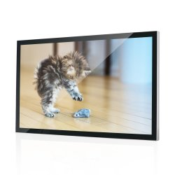 50 Inch Digital Media Price Advertising Touch Screen Display with Integrated PC for Supermarket