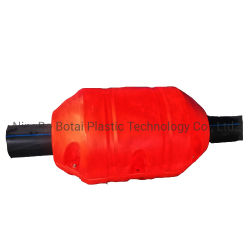 Rotational Collar Slurry Pipeline Hose Polyethylene Pontoon