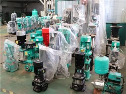Stainless Steel High Pressure Centrifugal Water Vertical Multistage Pump