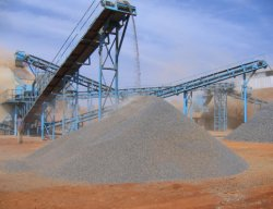 Artificial Sand&Aggregate Granite Crushing Production Line From China Factory (300tph)