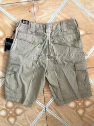 100% Cotton Heavy Wash Men's Cargo Pocket Short