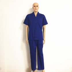 Wholesale Customized Poly/Cotton Protective Fireproof Boiler Suit Workwear