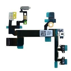 Mobile Phone Power on/ off Flex Cable for iPhone 5s&5c&5g
