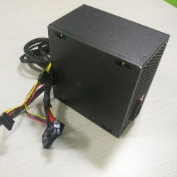 350W Black Shell and Red Fan PC ATX Power Supply Portable Charger