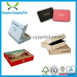 Custom Luxury Folding Kraft Corrugated Cardboard Paper Gift Packaging Box with Logo Print