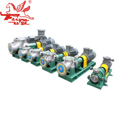 D Dl Centrifugal Slurry Chemical Industrial Multistage Oil Pump