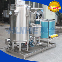 Stainless Steel Electric Uht Sterilizer for Milk