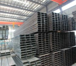 Hot Rolled U Channel Steel Q235 JIS GB U Type/Upn/Upe Steel Profile A36/Ss400/Q235/JIS Standard C Channel