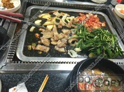 Whoesale Granite Grill Stone or BBQ