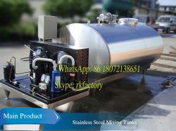 Direct Expansion Milk Cooler 5t / 5000liter with Copeland Compressor