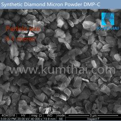 Synthetic Diamond Grains for Polishing Liquid Abrasive Compound