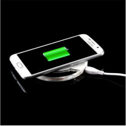 Wireless Charger Charging Bank Wireless Chargers Case Power Pad for iPhone 6 6s 6plus 7 Plus