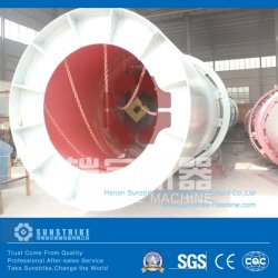 Safety and Easy Operation Rotary Dryer for Coal Slurry