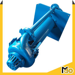 504m3/H Vertical Rubber Slurry Pump Under Water Low Price