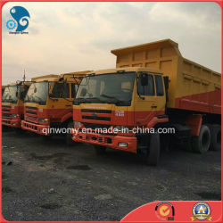 Used 6*4-LHD-Drive Front-Lift-Dumping Japan-PF6-Engine 10~20ton/8~10cbm Manual-Transform Nissan Ud Dump Truck