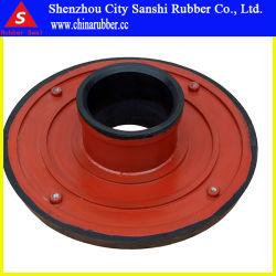 Rubber EPDM Impeller for Slurry Pump