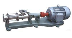 G Handwheel Stepless Speed Change Single Screw Pump