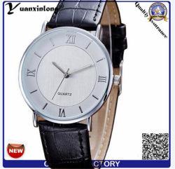 Yxl-841 Wrist Watches Men Hand Watch Stainless Steel Back Quartz Watch Men 2016