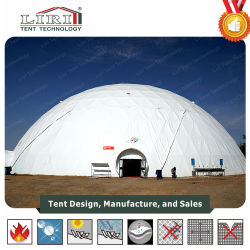 Dia 5-60m Steel Geodesic Hlaf Sphere Dome Tent for Football  sc 1 st  Made-in-China.com & China Tent manufacturer Party Tent Marquee for Sale supplier ...