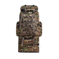 Waterproof Outdoor Military Backpack Sport Camping Hiking Fishing Hunting Bag