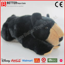 ASTM Stuffed Animal Lifelike Soft Toy Plush Black Bear