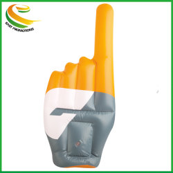 Custom Sport Event Use Inflatable Hands for Cheering