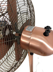 16 Metal Fan No Noise Soft Wind Copper Motor Superior Quality