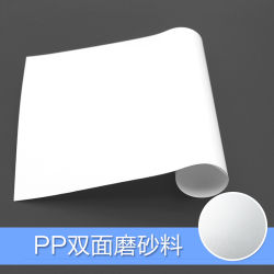 PP Bindings PVC Printing Notebook File Plastic Pet A4 Cover