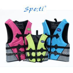 Popular Short Style Life Jacket for Adult and Children