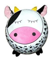 Lovely Cartoon Design Inflatable PVC Stool for Kids