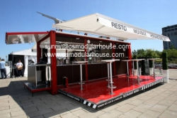 Pop up Mobile Cafe Container for Sale